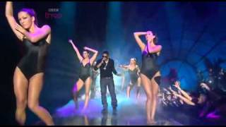 Nelly - Just a Dream [Live Mobo Awards 2010] HD