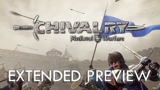 """Ohm's """"Chivalry: Medieval Warfare"""" Preview (Extended Edition) - PC / Steam"""