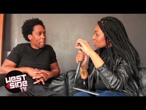 (Lemar) Westside TV Interviews Lemar