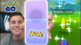 NEW GEN 3 POKÉMON IN THE DEX! Pokémon Go EVOLUTION SPREE + Update Farming!