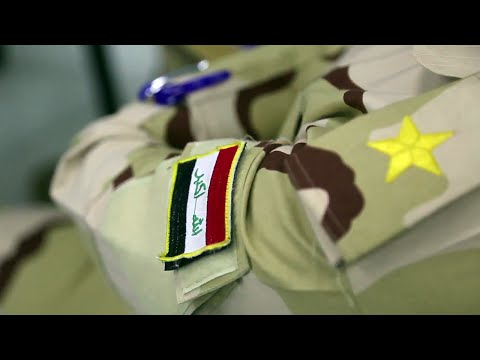 NATO support for the Iraqi Armed Forces