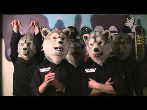 MAN WITH A MISSION promoting their US tour! Mp3