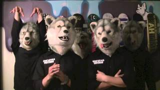 MAN WITH A MISSION promoting their US tour!