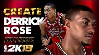 NBA 2K19 - How, um Derrick Rose MVP PRIME