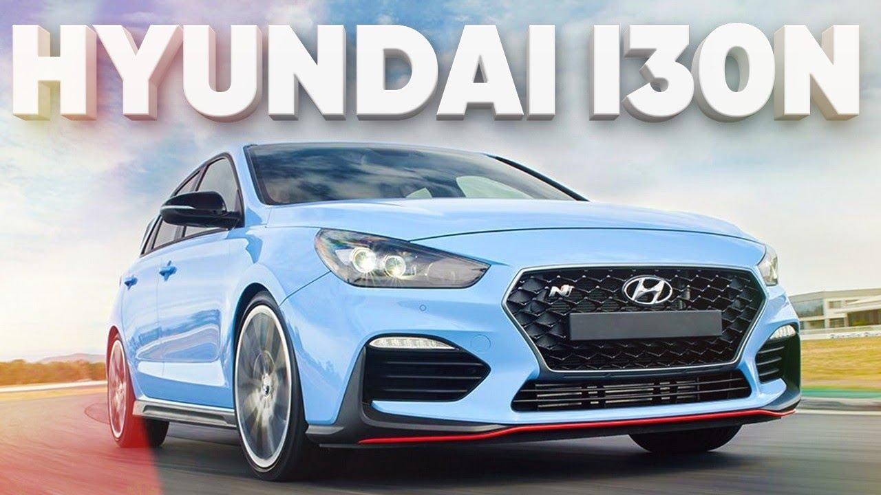 Горячий корейский хэтч/Жара!/Hyundai I30N/Хенде I30N/Большой тест драйв