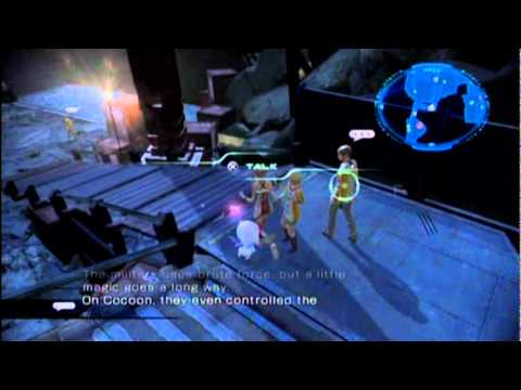Final Fantasy XIII 2 Playthrough 046 Yaschas Massif 01X