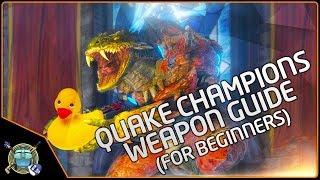 Quake Champions - Beginner