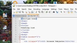 ERSTELLEN Sie WEBSITE MIT HTML und CSS-Tutorial-15