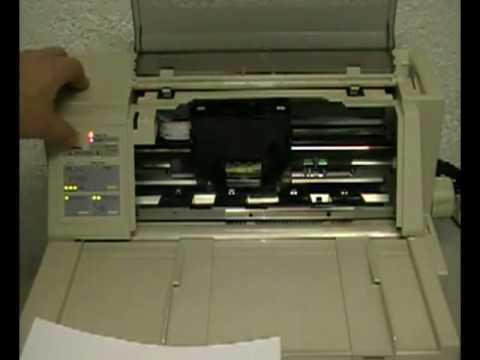 Epson LQ-670 Impact Printer X64 Driver Download