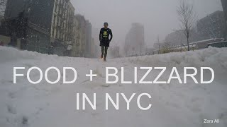 When McDonald's Is Closed in a Blizzard!