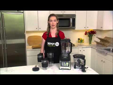 Ninja BL640/BL680 Series Nutri Ninja Blender DUO with Auto-iQ - Using Each Program