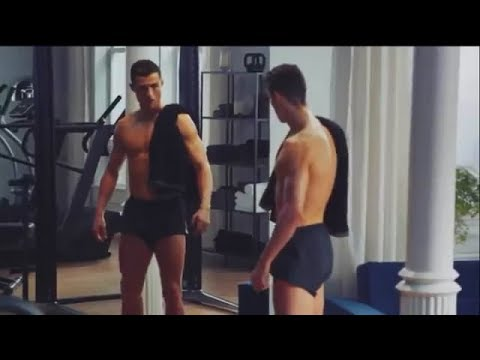 CR7 - Cristiano Ronaldo - The Best Training in One Video