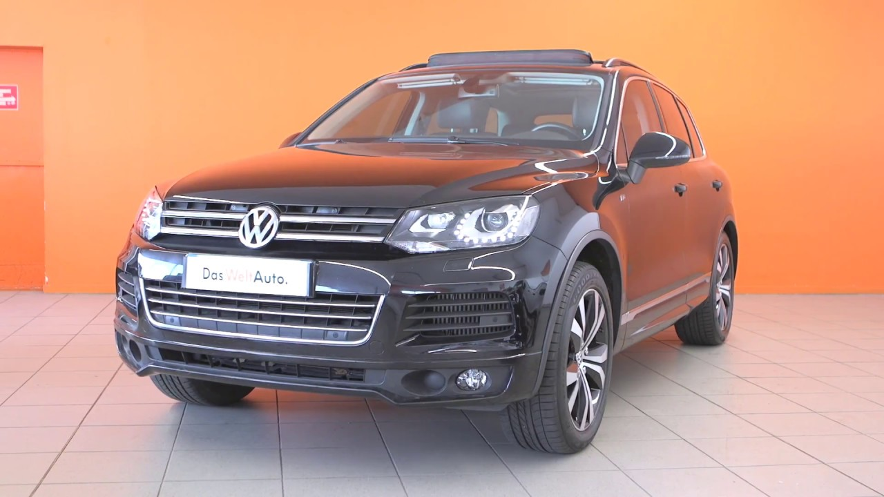 volkswagen touareg 3 0 v6 tdi 245 fap 4motion bluemotion r exclusive tiptronic a youtube. Black Bedroom Furniture Sets. Home Design Ideas