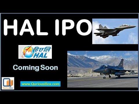 HAL IPO Coming Soon | Hindustan Aeronautics Ltd | QuriousBox