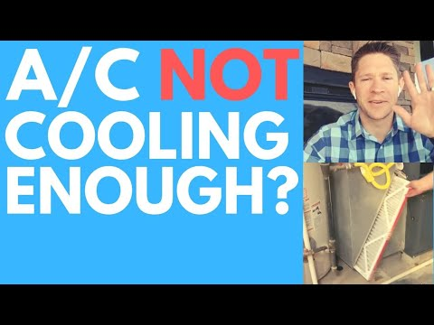 Air Conditioner Not Cooling Enough (Easy DIY Tips For When Your AC Isn't Blowing Enough Cold Air)