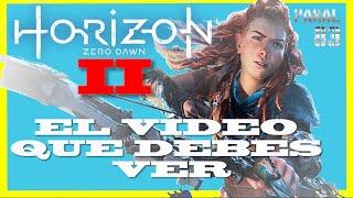 Horizon Zero Dawn 2 para Playstation 5 ⚠️ ▶️El vídeo que debes ver◀️ HORIZON ZERO DAWN 2 PS5