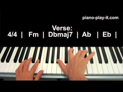 All Of Me Piano Tutorial John Legend