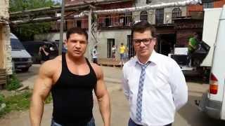 Виталий Фатеев и Гарик Бульдог Харламов