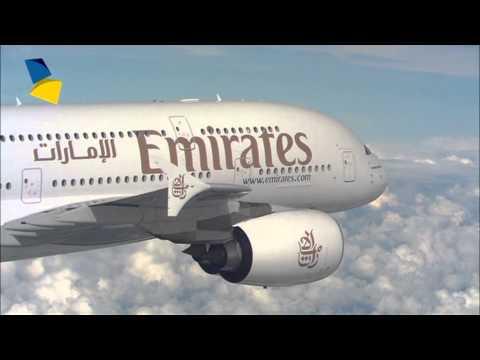 A380 landt voor het eerst op Schiphol --- 1 aug 2012 (bron RD)