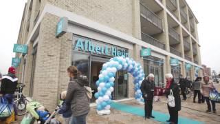 Winkelcentrum Terwijde opening