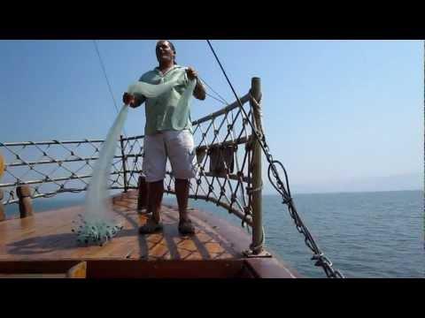 Fishing In The Sea Of Galilee