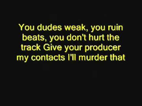 Jadakiss Song Lyrics | MetroLyrics