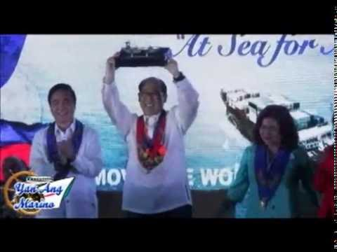 Yan Ang Marino: Seafarers Day & Phil. Marine Exhibit