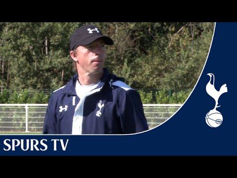Spurs TV | Steffen Fruend pre match interview vs Coventry
