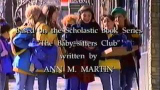The BabySitters Club-Intro