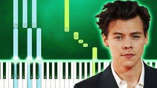 Harry Styles - Watermelon Sugar (Piano Tutorial Easy) By MUSICHELP