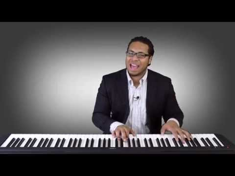 More and More by Israel Houghton & BJ Putnam (Cover by Ashton Moran)