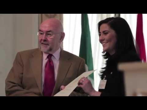 Government of Ireland International Scholars and Education in Ireland Ambassadors Honoured