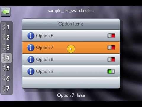 Widget Candy GUI for Corona & Gideros SDK [1080p]