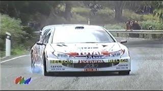 Luis Monzón - Pure Sound  (Delta Integrale/Escort Cosworth/Maxi Megane/306 Maxi/206 WRC)