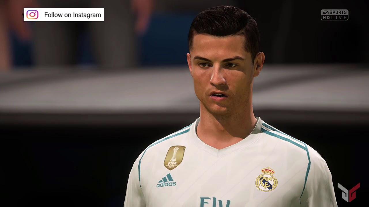 d030a5c4ecb9 EA SPORTS FIFA 18 Ft. Cristiano Ronaldo - YouTube