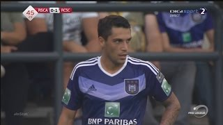 Nicolae Stanciu [DEBUT] vs Charleroi (H) ANDERLECHT DEBUT 11.09.2016 HD 720p 50fps