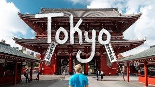 THIS IS TOKYO JAPAN [2018] - Vlog 155
