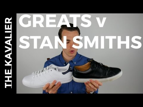 Greats Royale vs Stan Smith | Shoe Review