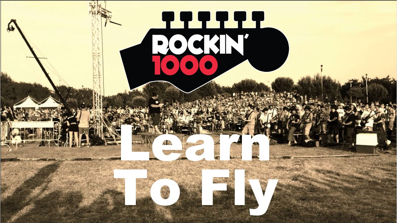 learn to fly - foo fighters live in Cesena 03-11-2015 HQ ...