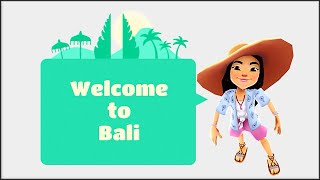 Wordy Weekend: Name Hunting with Tricky - Subway Surfers: Bali