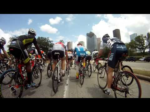 Houston Grand Crit Cat 3 race