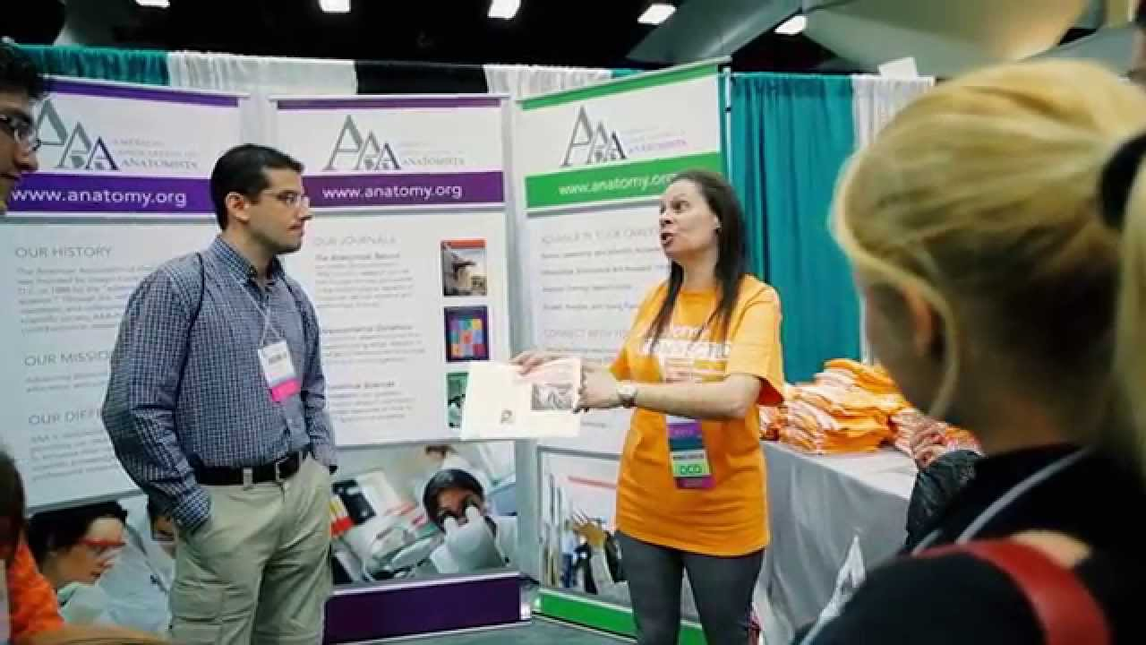 2015 Aaa Annual Meeting At Experimental Biology Youtube