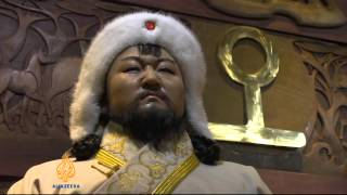 Genghis Khan's legacy lives on in Mongolia