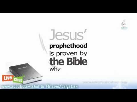 Jesus as the Servant, Messenger and Prophet of God