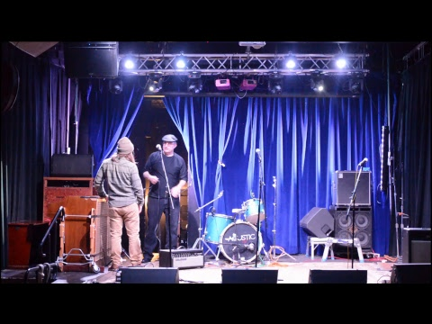 Acoustic Live Blues Jam 3/11/2018