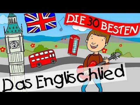 Das Englischlied - Wissenslieder zum Mitsingen || Kinderlieder
