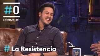 LA RESISTENCIA - Entrevista a Adrián Mateos | #LaResistencia 21.02.2018
