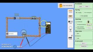 Fysik, modul 2 (elektricitet) - opgave 4