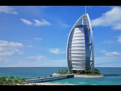 Burj Al Arab Hotel || 7 Star Hotel of Dubai 2018