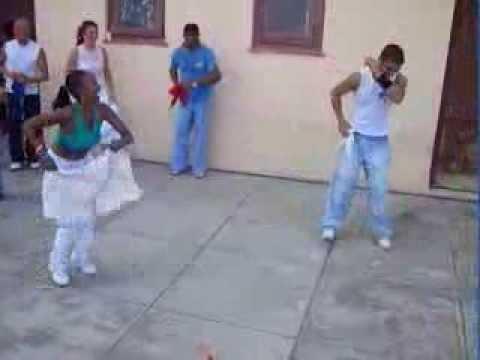 RUMBA CUBANA a CUBA (Baila con Changò - Scuola di danze caraibiche a Roma)
